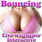 Bouncing Boobs, Live Wallpaper