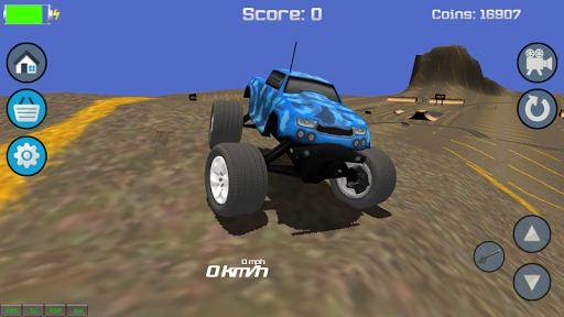 RC Car - Hill Racing Driving Simulator  screenshots 4