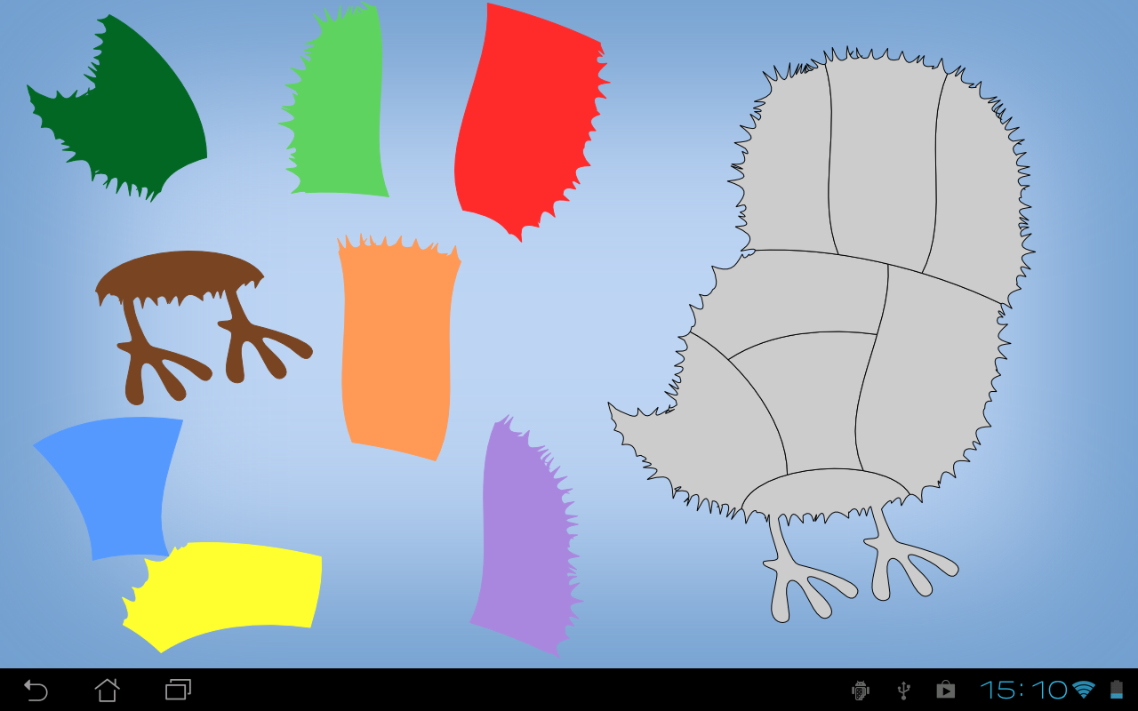 Kids Preschool Puzzle Lite - screenshot
