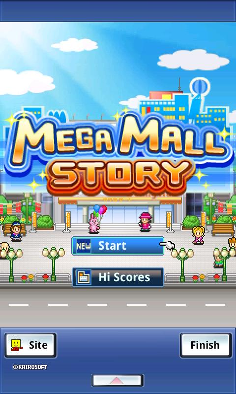 Mega Mall Story Lite - screenshot