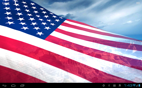 NA Flags Live Wallpaper