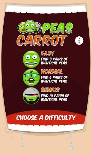 Peas Carrot