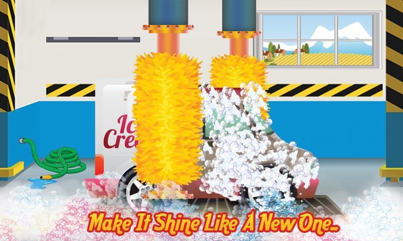 Ice-Cream-Truck-Wash-Cleanup 6