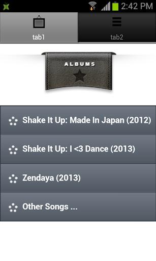 Zendaya Song Lyrics