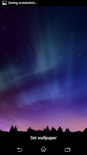 玩個人化App|Aurora live wallpaper(Full HD)免費|APP試玩