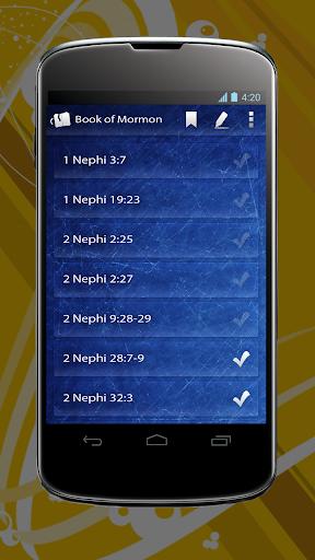 Scripture Mastery App
