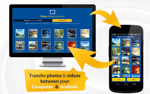 Photo Transfer App 2.9.2 screenshots 2