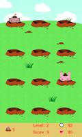 Screenshot of whack mole[Free Hitting Game]