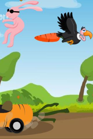 Rabbit catch - screenshot