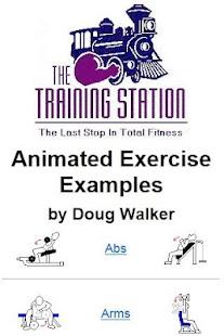 Animated Exercise Examples- screenshot thumbnail