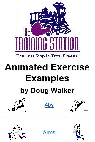 Animated Exercise Examples- screenshot