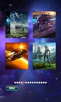 Screenshot of Sci-Fi Puzzles