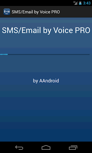SMS Email by Voice PRO