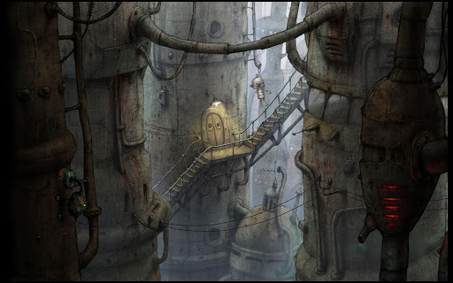 Machinarium  screenshots 7
