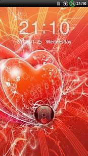 GO Locker Valentines Theme- screenshot thumbnail
