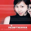 Paid By The Hour logo
