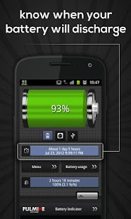 Battery Indicator - screenshot thumbnail