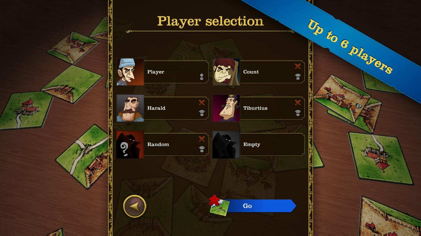 Carcassonne screenshot #21