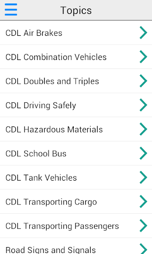 Pennsylvania CDL Test Prep  screenshots 5