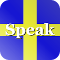 Speak Swedish Free logo