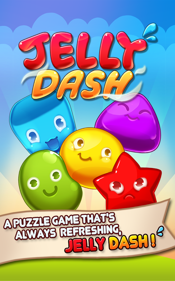 Jelly Dash - screenshot