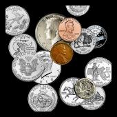 Coin Shower Live Wallpaper