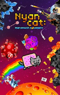 Nyan Cat: The Space Journey- screenshot thumbnail