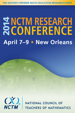 NCTM 2014 Research Conference