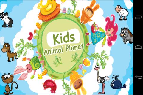 Kids Animals Planet