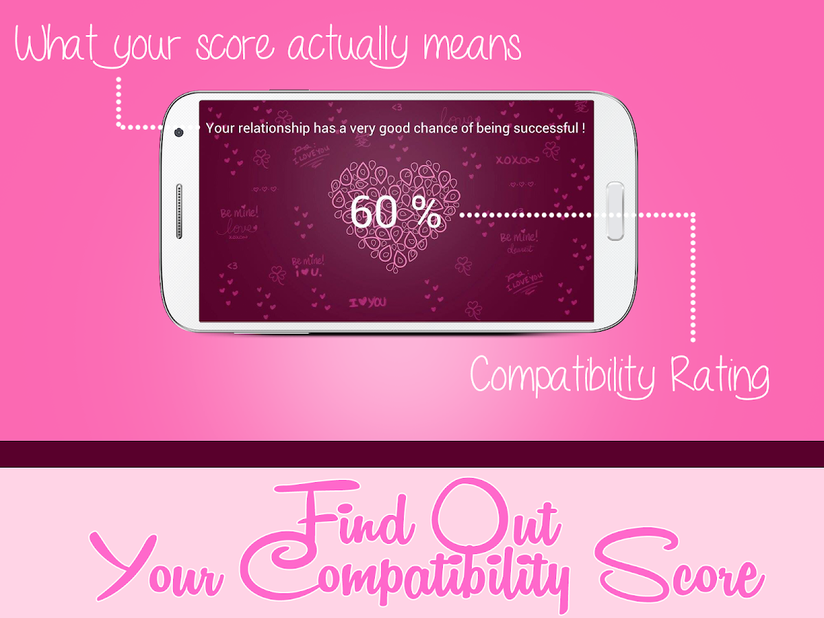 Uncategorized Thelovecalculator valentine love calculator android apps on google play screenshot