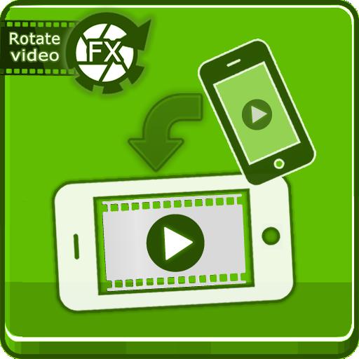 Rotate Video FX 媒體與影片 App Store-愛順發玩APP