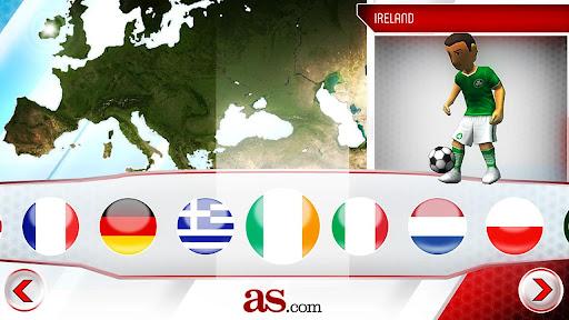 Striker Soccer Euro 2012 Pro  screenshots 4