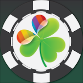 Poker Chip Go Launcher Theme