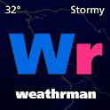 Weathrman logo
