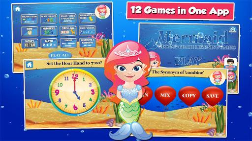 マーメイドプリンセスグレード2ゲーム