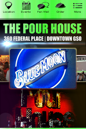 The Pour House GSO