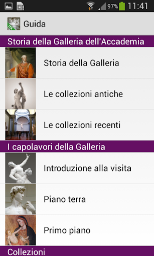 Accademia di Firenze Ita