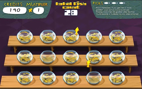 Fish Bowl HD Slot Machine- screenshot thumbnail
