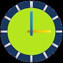 ClockView - Always On Clock icon
