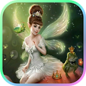 Flower Fairy Live Wallpaper icon