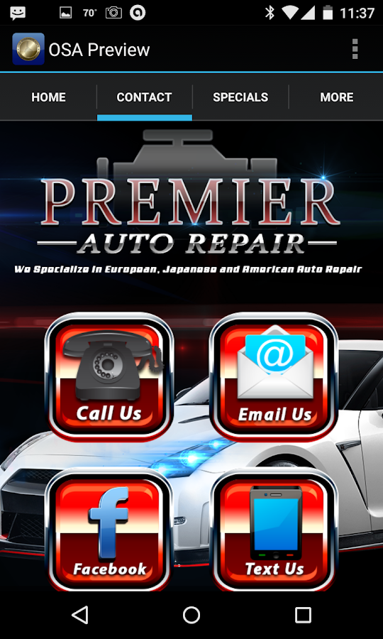 Premier Auto Android Apps On Google Play