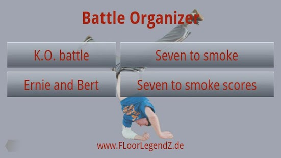 Competition / Battle Organizer- screenshot thumbnail