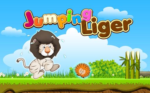 Jumping Liger Addictive Free