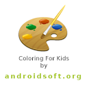 Coloring For Kids logo