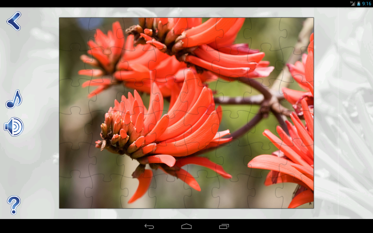 Jigsaw Puzzles Nature - screenshot