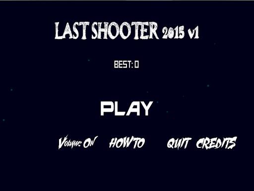 Last shooter 2015