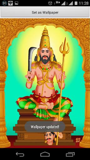 Muneeswaran is Maha Eeshwar