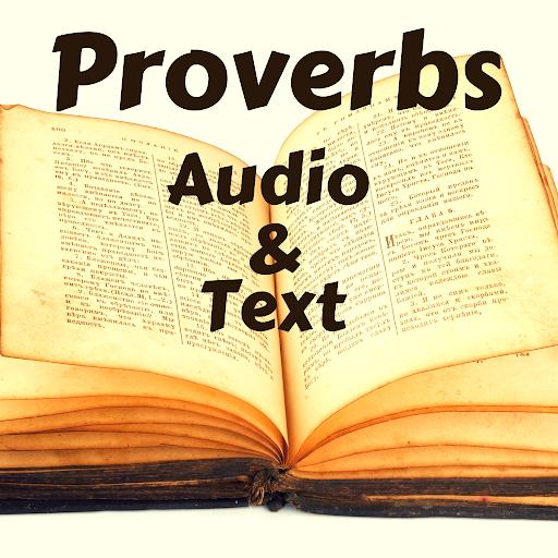 Proverbs ~ Audio Text