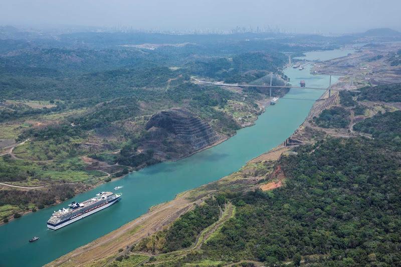 Panama Canal Cruiseable