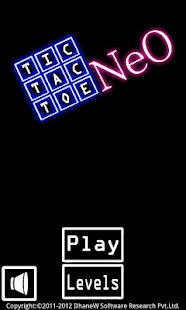 Tic Tac Toe NeO (136 Levels) - screenshot thumbnail